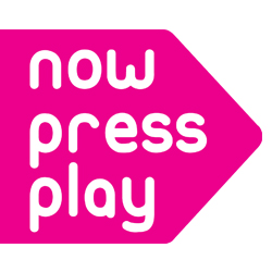 now >press>play